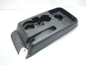 2008 Honda Element Center Console Cup Holder Assembly Oem 2004 2005 2006 2007