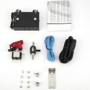 Universal Electronic Dual Stage Car 1 30psi Turbo Boost Controller Switch Kit