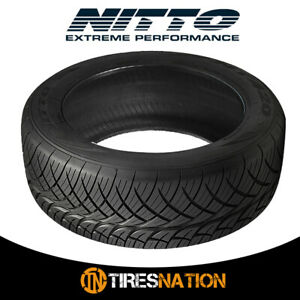 1 New Nitto Nt420s 265 35 22 102v Non Directional Tire