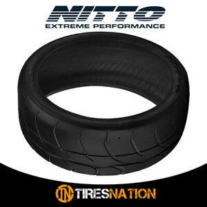 1 New Nitto Nt01 Competition Rad 205 50zr15 86w Tires