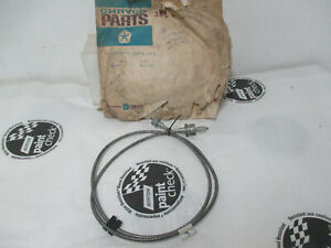 Mopar Nos 1960 61 Plymouth Valiant Speedometer Cable 2062263