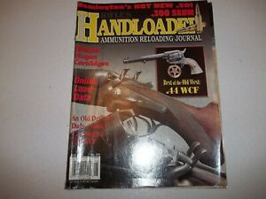 RIFLES HANDLOADER AMMUNITION RELOADING JOURNAL JUNE 2005 NO 235 MAGAZINE