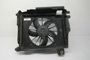 2008 2009 Dodge 2500 Pickup Radiator Fan Motor Fan Assembly Condenser