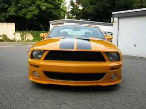 2005 2006 2007 2008 2009 Ford Mustang Shelby Gt500 Gt 500 Front Fascia Kit