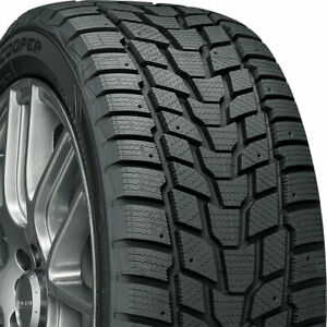 4 New 235 75 15 Cooper Evolution Winter Studdable 75r R15 Tires 36759