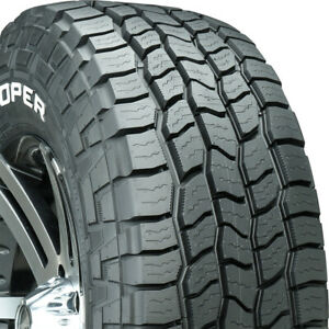 4 New Lt295 70 17 Cooper Discoverer At3 Xlt 70r R17 Tires 36890