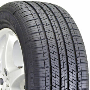 4 New 255 55 19 Continental 4x4 Contact 55r R19 Tires 41284