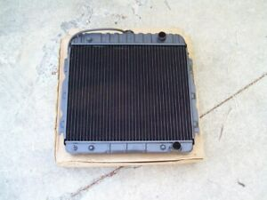 Nors 1970 1971 1972 Dodge Challenger Plymouth Barracuda 22 Radiator Core