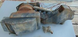 1953 1954 1955 1956 Ford Pickup Truck Heater Assembly Original Solid