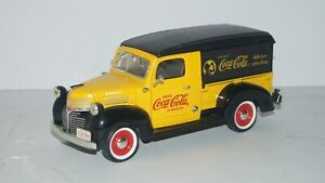 ERTL 1947 DODGE DRINK COCA COLA COKE ADVERTISING DIECAST METAL DELIVERY TRUCK