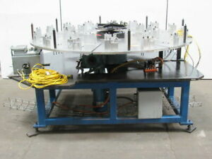 Camco 80 Dia Rotary Indexer Turn Table Positioner Robotic Automation Equipment