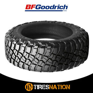 1 New Bf Goodrich Mud Terrain T A Km3 33x12 50r18 10 118q Tires