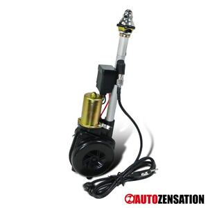 12v Dc Am Fm Radio Auto Power Antenna Mast Replacement Conversion Kit