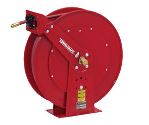 Reelcraft 81100 olp 3 8 X 100ft 300 Psi Air Water Reel With Hose