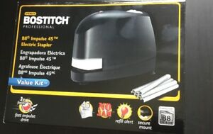 Bostitch B8 Impulse 45 Electric Stapler Sealed In Retail Box With 5 000 Staples