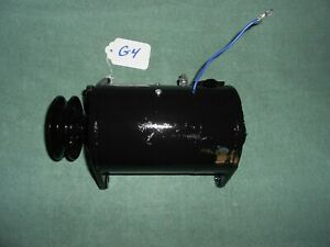 1934 Chevrolet Master Rebuilt 6v Generator With Warranty g4