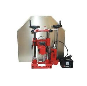 220v Electric Concrete Wall Cutter Slotting Machine Concrete Saw 12 6 Diameter