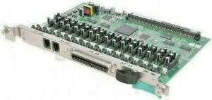 Panasonic Kx tda0174 16 Port Single Line Extension Card slc16