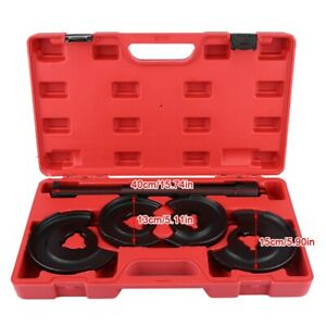 5pcs Coil Spring Telescopic Compressor Shock Absorber Tool Kit For Mercedes benz