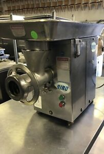 Excellent Biro 922 Commercial Manual Feed Meat Grinder Heavy Duty