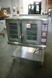 Lang Electric Convection Oven 3ph 28 75 x20 x21