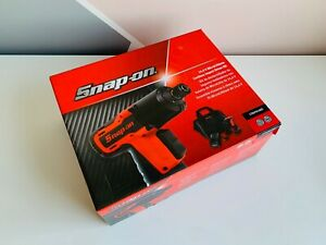 new Snap On 14 4 V Microlithium Cordless Impact Driver Set Cteu761aqc