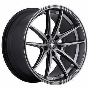 Konig Oversteer Opal Wheel Painted Finish 19 X 8 5 Inches 5 X 114 Mm 30 Mm 38