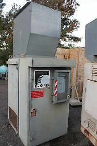Simplex Neptune Load Bank 250kw 8000cfm Air Cooled