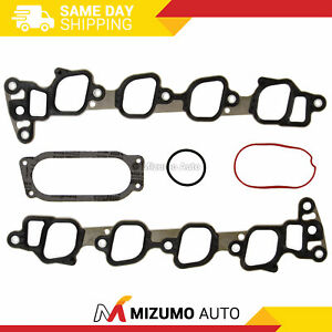 Intake Manifold Gasket For 00 10 Ford E 150 E 250 E 350 Excursion 5 4l Sohc 16v