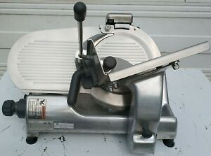 Hobart 2612 Meat And Cheese Slicer 12 Manual 1 2 Hp