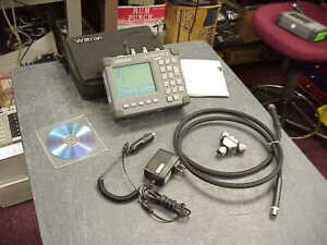Anritsu Site Master S251acable Antenna Analyzer Sitemaster