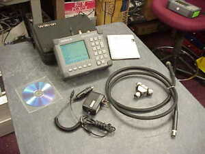 Anritsu Site Master S113 Cable Antenna Analyzer Sitemaster