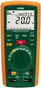 Extech Mg320 Mg320 Insulation Tester true Rms Multimeter Cat Iv