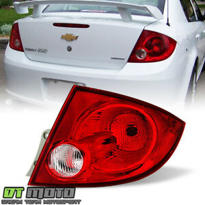 2005 2010 Chevy Cobalt Pontiac G5 pursuit Sedan Tail Light Lamp Passenger Side