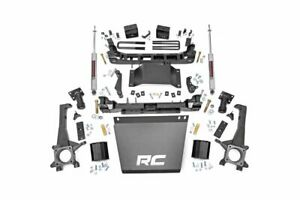 Rough Country 6 Lift Kit fits 2005 2015 Toyota Tacoma N3 Shocks Knuckles
