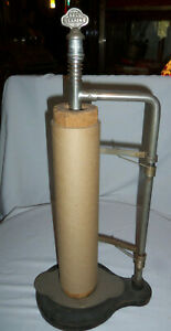 Vintage Butcher Paper Dispenser Country Store Fixture Approx 24 Inches Tall