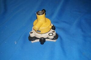 100 Authentic Topcon Tribrach Adapter And Pentax Base Survey For Total Station