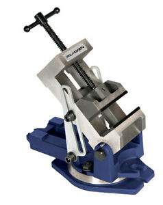 Palmgren 9611405 Industrial Style Angle Vise W swivel Base 4
