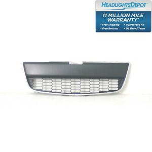 Front Grille Fits Chevrolet Sonic 2012 2016 Except Rs Model Gm1036139