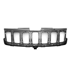 Front Grille Fits Jeep Grand Cherokee 2016 2018 W O Srt Model Ch1200401