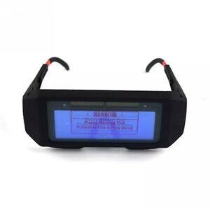 6mm Thickness Welding Goggles Photoelectric Lens