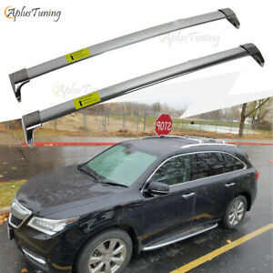 For Acura Mdx 2014 2015 2016 2017 2018 2019 Cross Bars Roof Rack Rails Us Stock