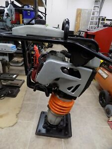 Mikasa Multiquip Jumping Jack Tamper Rammer Compactor Mtx 70 O Hours