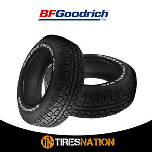 2 New Bf Goodrich Rugged Trail T A 275 65 18 114 T Off Road Performance Tires