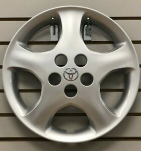2005 2008 Toyota Corolla Ce 15 5 Spoke Hubcap Wheelcover Oem 42621 Ab100
