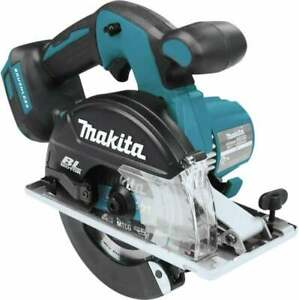 Makita 18 Volt 5 7 8 Blade Cordless Circular Saw 3 900 Rpm Lithium ion Ba