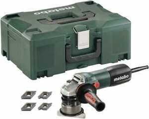 Metabo 45 deg Bevel Angle 5 32 Bevel Capacity 11 500 Rpm 470 Power Ratin