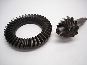 Nascar Ford 9 Xtrac 3 64 Light Weight Scalloped Ring Pinion Gear Set Edm 770