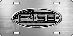 Ford F 150 Truck License Plate Aluminum Truck Vanity Flat Metal Tag U Pick It