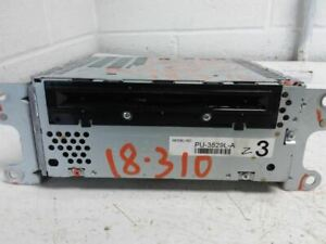 Radio Receiver Am Fm Cd Mp3 Fits 13 Edge 770767 Id Dt4t19c107cb